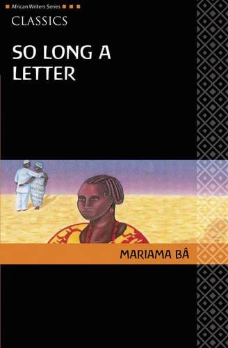 AWS Classics So Long A Letter