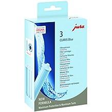 Jura Claris Blue - Filtro de agua, color azul