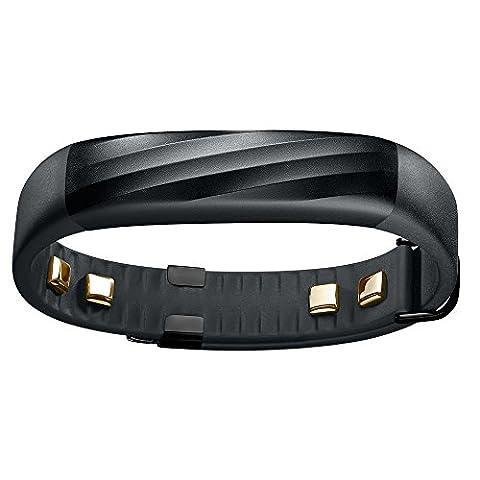 Jawbone UP3 Heart Rate Activity and Sleep Tracker - Black