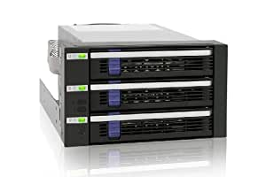 Icy Dock FatCage MB153SP-B Disque Dur Interne SATA 4096 Go