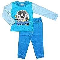 PJ MASKS 100% Official Merchandise Kids Childrens Boys Novelty Character 2 Piece PJ, Pyjama Set, Paw Patrol, DC Superfriends Ages 12 Months - 5 Years