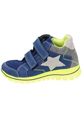 Ricosta Jungen Sneaker blau, 430734-5 blau
