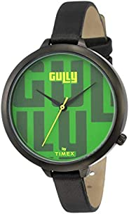Gully by Timex Gully Analog Green Dial Women's Watch-TW013