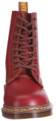 Dr. Martens 12308601 1460Z Quilon, Stivali unisex adulto Rosso