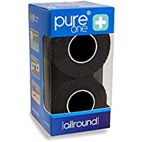 pure one Allround 5 cm x 4,5 m doble Pack Premium vendaje | selbsthaftend