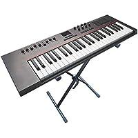 Support de Clavier en Métal pour clavier piano Scène réglable en hauteur Support Modèle: kS5