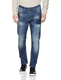 H.I.S Herren Tapered Fit Jeans Elliot