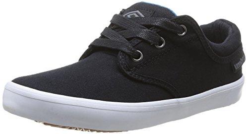 Umbro  Long Sight Cvs,  Sneaker ragazzo Nero Noir (230-Noir/Carbon) 35