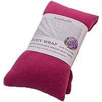 Wärmekissen aus Fleece, für die Mikrowelle, zur Schmerzlinderung, Lavendel preisvergleich bei billige-tabletten.eu