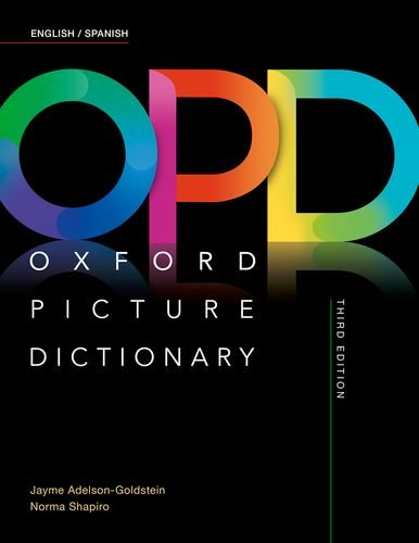 Oxford Picture Dictionary (English/Spanish) por Jayme Adelson-Goldstein