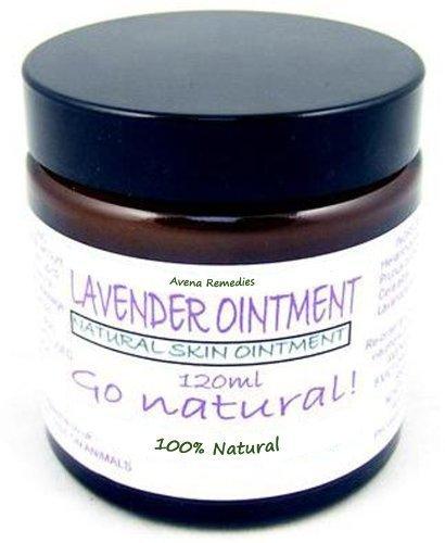 Natur Lavendel Salbe 60ml: haut feuchtigkeits, trocken, kratzen, hilfe erholsame schlaf, Ideal für empfindliche haut & kinder -