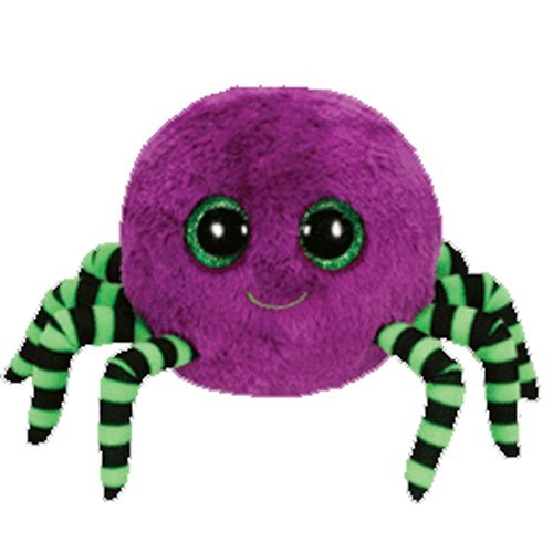 y - Halloween Spider Purple by Ty ()