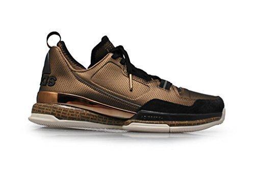 adidas D lillard BHM scarpe ginnastica pallacanestro D68944 scarpe da tennis - FEDERICO/MARRONE/Marrone D68944, uk 9 us 9.5 eu 43 1/3