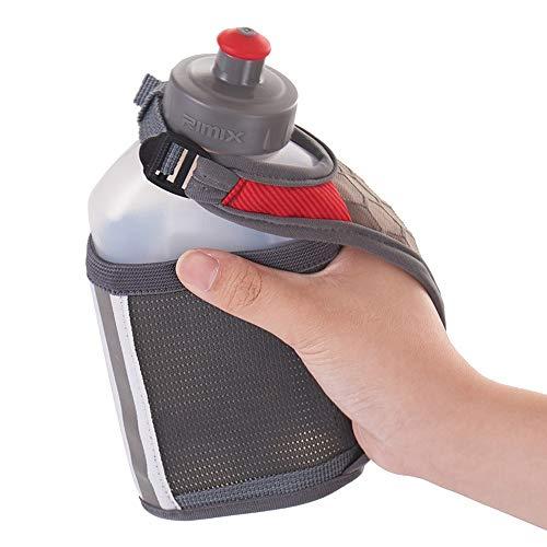 Modenny Tragbare auslaufsichere Radfahren Wasserflasche Outdoor Sports Bergsteigen Cup Handheld Trinkwasser Becher