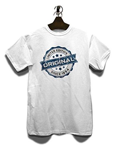 Original Since 1994 T-Shirt weiss-white M