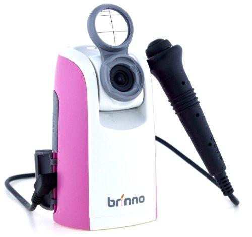 BRINNO BMC100 Motion Activated Camera TLC200 f1.2 1.44TFT LCD Zeitrafferkamera mit Bewegungsmelder ATM100 Wandhalter AWM100 4GB SD