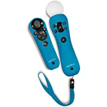 PS3 MOVE CONTROLLER & NAVIGATION SILICONES BLUE