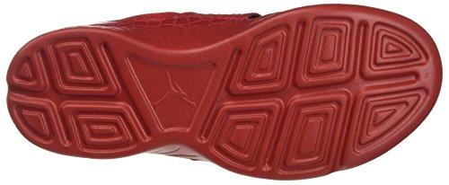 Nike 854557-600, espadrilles de basket-ball homme Rouge