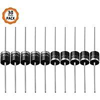 Ils 100 Piezas 15SQ045 15A 45V de Barrera Schottky Componentes electr/ónicos Diodos
