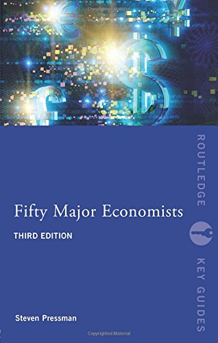 Fifty Major Economists (Routledge Key Guides)