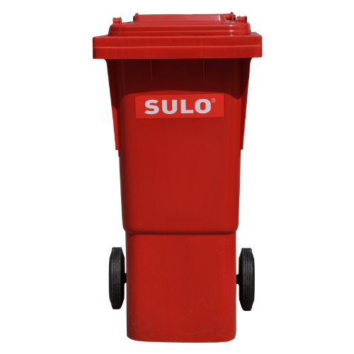*E536106 Müllgroßbehälter 60L rot*