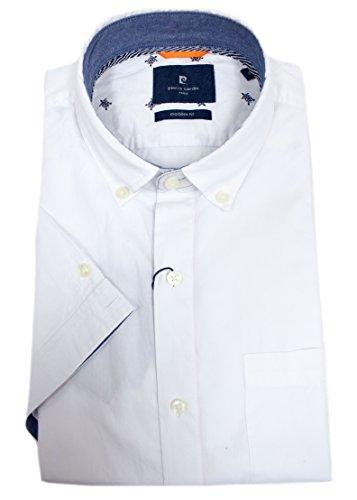 Pierre Cardin Herren Sommer-Hemd in 4 Farben Weiß
