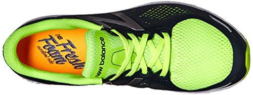 New Balance Homme, Baskets Sportives, M1980 Zante Fresh Foam Nbx Performance Black/Green