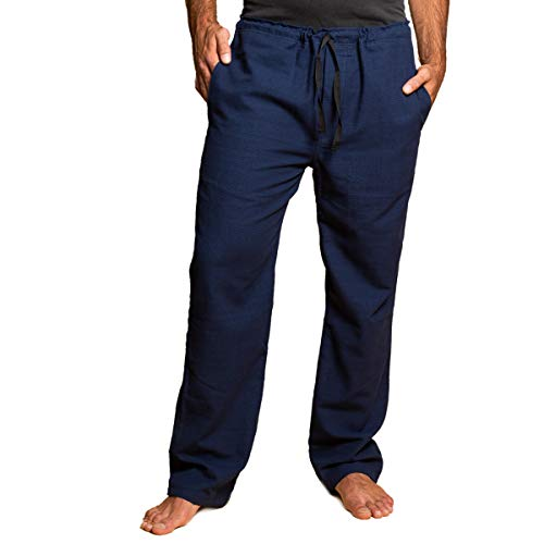 PANASIAM Pants,T01 in Blue, L -