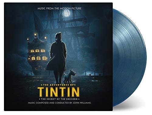 Adventures of Tintin-Clr [Vinyl LP]