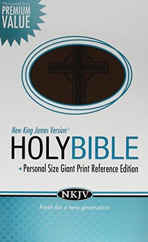 PDF Descargar Personal Size Giant Print Reference Bible-NKJV