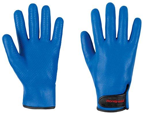 Honeywell Natürlichen (Honeywell 2299500–09Handschuhe, Winter, Größe 09, tief blau)
