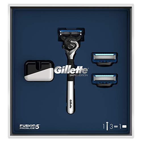 Gillette Fusion5 ProGlide Set Regalo Maquinilla Edición