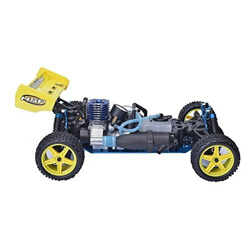 HSP RC Auto 1/10 Maßstab Modelle Nitro Gas Power 4 WD Zwei Speed Off Road Buggy 94166 High Speed Fernbedienung Auto -