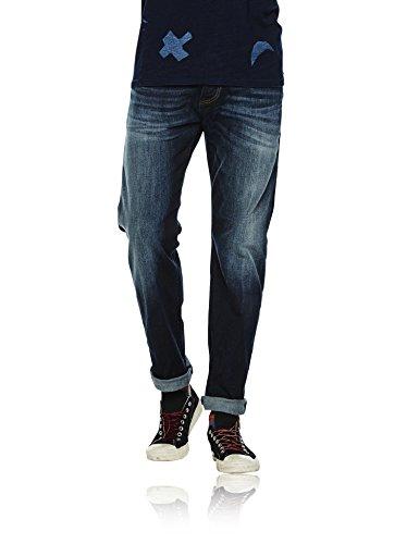 Scotch & Soda Ralston-Beaten Track, Jeans Homme Bleu - Blau (Beaten Track 64)