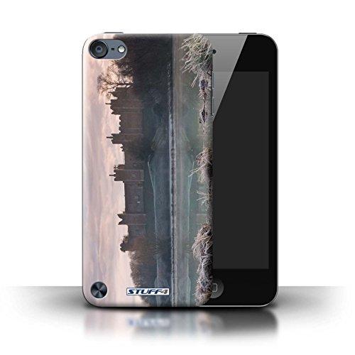 für Apple iPod Touch 5 / Gefroren Muster/Burg Fort Kollektion ()