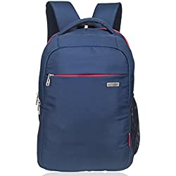 Cosmus Navy Blue Polyester 29Liters Laptop Bag