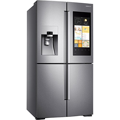 Samsung RF56M9540SR 550L American Freestanding Fridge Freezer - Stainless Steel Best Price and Cheapest