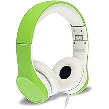 Cuffie per Bambini con Limitazione del Volume e Condivisione Musica (Viola Bluetooth)
