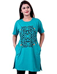 AG FASHION Women's Long T-Shirt