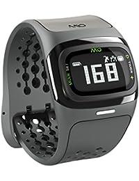 Reloj deportivo negro de doble Cardio Alpha Medisana MIO