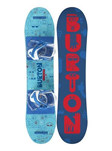 Burton Kinder After School Special Snowboard, Schwarz, 080 -