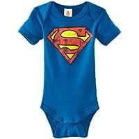 Logoshirt Baby Body Superman - Logo, neonati, Cotone