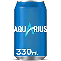 Aquarius Limón Lata - 330 ml