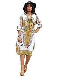 dbf3529888 Culater® Mantener a Las Mujeres Divertidas del Vestido de Partido Ocasional  del Verano V-