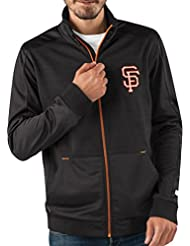 "San Francisco Giants MLB G-III ""Progression"" Men's Full Zip Track Jacket Veste"
