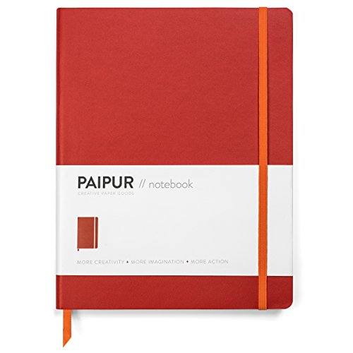 Premium Notebook by PAIPUR - Thick Luxe Paper
