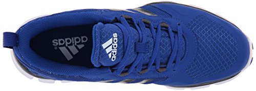 Adidas Performance Speed â??â??Trainer 2 Chaussure d'entraînement, noir / carbone métallisé / Collegiate Royal/White/Tech Grey/Metallic