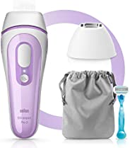 Braun Silk·expert Pro 3 PL3111 Latest Generation IPL, Permanent Hair Removal, White&L