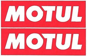 Cvanu Logo Auto Hood Bumper Front Sides Bike Stickers Red