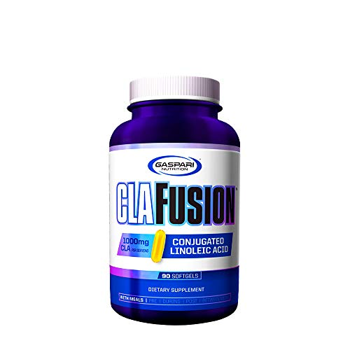 Gaspari Nutrition CLA Fusion, 90 softgels